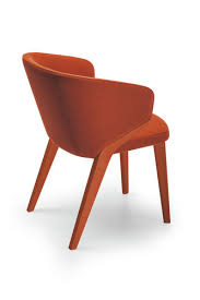 moderner stuhl collection nora bross italia polster