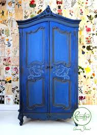 Inspiration | Blue Armoire By Ildiko Horvath | Annie Sloan Bedroom Tv Armoire Best Home Design Ideas Stesyllabus Chalk Paint Makeover Nyc Armoires And Wardrobes For Your Or Apartment At Abc Transformed Twicefishing Up With Artsy Custom Cabinet Desk Creative Of Doll Wardrobe Shabby Chic Light Blue Coat Closet Tammy Jewelry Multiple Colors By Acme 70acme97169 How To Install Mirrored Steveb Interior Distressed For Dinnerware Create A Awesome 19th Century French Antique