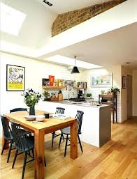 Decoration Small Kitchen Dining Room Sets Design Ideas Extension Plans Layout