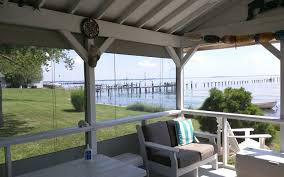 Vinyl Patio Curtains Outdoor by Roll Up Porch Curtains Enclosure Systems Clear Vinyl And Down