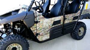 100 Camo Accessories For Trucks Teryx4 EPS With Built To Order YouTube