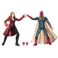 Marvel Avengers Infinity War Legends Series Action Figures