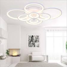 deckenleuchten design led decken len ringe beleuchtung