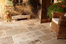 Best Design Idea Natural Stone Floor Tiles Rustic