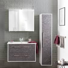 badmöbel set gäste wc waschtischunterschrank