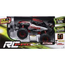 100 New Bright Rc Trucks RC PRO Plus Python Red ToysRUs