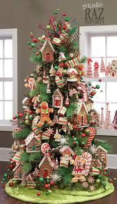 Bellevue Singing Christmas Tree 2012 by Gingerbread Themed Christmas Tree Christmas Lights Decoration