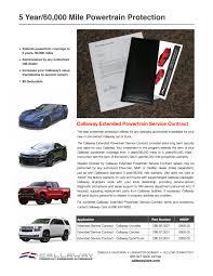 Callaway Warranty Program