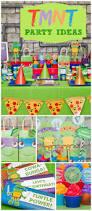 Ninja Turtle Decorations Ideas by 140 Best Teenage Mutant Ninja Turtles Party Ideas Images On