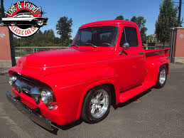 1954 Ford F100 Pickup Truck For Sale #94771 | MCG 1954 F100 Old School New Way Cool Modified Mustangs Ford Burnyzz American Classic Horse Power Custom Truck 72015mchmt1954fordtruckthreequarterfront Hot Rod Resto Mod F68 Monterey 2014 For Sale Classiccarscom Cc1028227 Pickup Classic Pick Up Truck From Arizona See Abes Journal Network Truck Used Sale