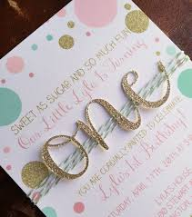 Pink And Gold Birthday Decorations Canada by Best 25 Baby First Birthday Ideas On Pinterest First