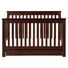 Davinci Kalani Combo Dresser Ebony by Crib Rail Guidelines Baby Crib Design Inspiration