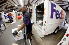 FedEx To Face Charges In Drug Delivery Case - SFGate History Of The Trucking Industry In United States Wikipedia Truck Driving Jobs Ups Trucks Only Make Right Turns Because Efficiency Or Something Status Workers Probed Times Union Average Starting Pay Years One Through Three Page 1 Kansas Motor Carriers Association Road Team The Astronomical Math Behind New Tool To Deliver Packages Small Truck Big Service Fedex Jobs El Paso Ground Driving Salary Florida Fenlandinfo Fedex Express Driver Wins York Competion Salary Best Image Kusaboshicom Terminal Tractor