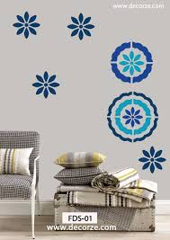 decorative stencils for walls 32 best decorative flower stencils for wall images on