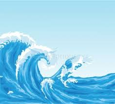 Free animated ocean waves clipart