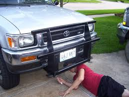 Push Bar - NOT BULL, NOT LIGHT, PUSH | Tacoma World Push Bars Grille Guards Gm Square Body 1973 1987 Truck Why Antibrush Guard Page 3 Second Generation Nissan Xterra Brush Or Bull Bar Pics Please Ford F150 Forum Grill Tietjens Lone Star Equipment Bull Bar Guard Honda Pilot Forums Iron Cross Automotive 2241597 Front Bumper Amazoncom Westin 321395 Black Dee Zee Le9960 Double 30 Led Light For 0917 Bumpers Community Of Fans Local Drivers Fined After Blitz The Northern Daily Leader Rough Country 1518 Chevrolet Colorado Gmc