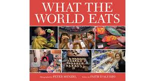 What The World Eats By Faith DAluisio