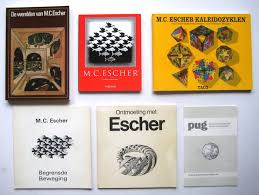 Escher Lot With 6 Publications By And Ond MC