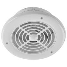 Home Depot Bathroom Exhaust Fans by Shop Imperial 8 5 In L White Plastic Soffit Vent At Lowes Com