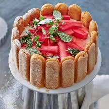 kuchen ohne backen essen und trinken