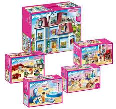 playmobil dollhouse puppenhaus 70207 gemütliches wohnzimmer