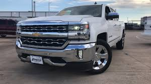 100 Chevy Ltz Truck 2018 Chevrolet Silverado LTZ 62L V8 Review YouTube