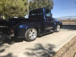 1956 Ford F100 For Sale   ClassicCars.com   CC-1032350 Used 1956 Ford F100 460 Big Block Auto Ac Ps Pb Pw Rotisserie For Sale Near Cadillac Michigan 49601 Classics On Bbw Custom Cab Pickupreal Back Window Truckdo Picking This Up Saturday Truck Enthusiasts Forums Pin By Michael Schmber Michaels 56 Pinterest Bodie Stroud Restomod Is Lovers Dream 1957 Chevy Trucks Chevy Cameo M2 Machines Projects 164 Pickup Black Sale Classiccarscom Cc993085 Flatbed The Barn