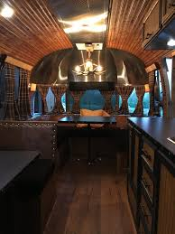 100 Restored Airstream Trailers Tour The Ronnie Dunn For Reba McEntire