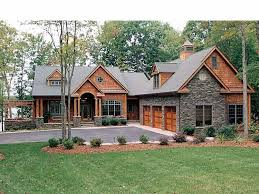 Craftsman Style House Plans Ranch by Craftsman House Plan With 4304 Square Feet And 4 Bedrooms S From