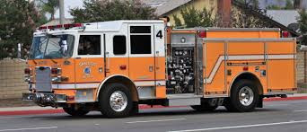 100 Fire Trucks Unlimited Dept Begins Switch From Yellow To Red Trucks The San Diego