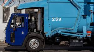 100 Garbage Truck Rental Huntington Beach Businesses Will Face 218 Trash Rate Increase To