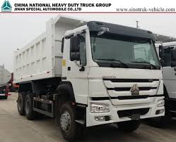 """HOWO Tipper Truck HOWO /6x4 Series /3625+1350wheel Base/""""VOLVO ..."""