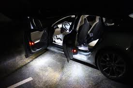 DIY Tesla Model S And X Ultra-Bright LED Interior Light Kit