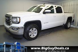 Jim Gauthier Chevrolet In Winnipeg - Used GMC Sierra 1500 Cars ...