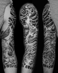 27 Graceful Full Sleeve Tattoo For 2013