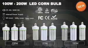 etl led corn bulb 100w 200w 450w to 1000w metal halide equivalent