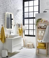 storjorm spiegel mit beleuchtung weiß 80x60 cm ikea