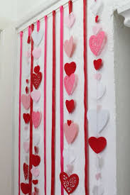 Foil Fringe Curtain Dollar Tree by Best 25 Valentines Day Decorations Ideas On Pinterest