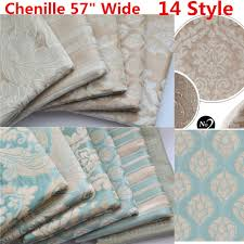 140cm width 55 european chenille pillow cushion case upholstery