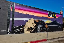 Famous Mural Artists Los Angeles by Dface Creates A New Mural For Branded Arts In Los Angeles Usa