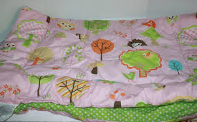 Elmo Toddler Bedding by Circo Love N Nature Pink Owl Forest Animal Baby Toddler Bed