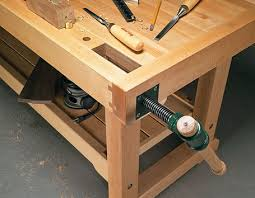 balberto traditional woodworking bench plans details