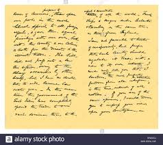 Autograph Letter From Richard Cobden To Theodore N Benard The