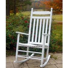 Outdoor Rocking Chairs Wooden Rocking Chair Made in the