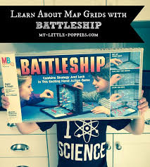 Learn About Map Grids With Battleship