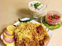 biryani indian cuisine recipe the national dish of pakistan chicken biryani