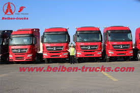100 Heavy Trucks For Sale Hot China Truck Beiben V3 380hp Prime Mover 10 Wheels