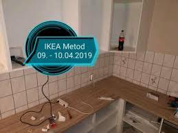 küchen aufbau montage hilfe beim aufbau ikea poco