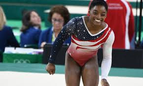 Simone Biles Floor Routine by Simone Biles Needed To Score Only A 7 6 On Her Floor Routine