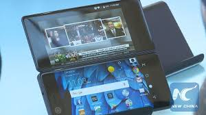 ZTE launches innovative dual screen foldable smartphone in U S